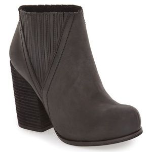 Jeffrey Campbell Gershon Block Heel Booties